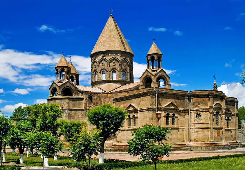 Etchmiatsin Cathedral