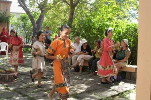 Participation In Folk Theater Tour